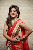 vithika sheru half saree photos-thumbnail-17