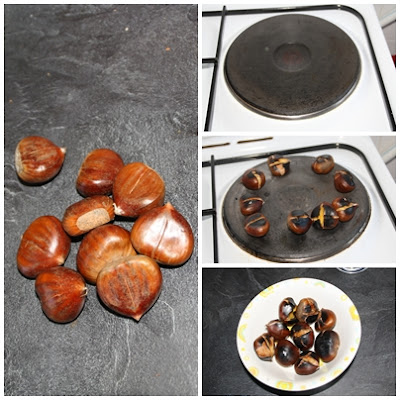 Made in liochka comment faire des marrons chauds sans mat riel - Comment faire cuire des marrons ...