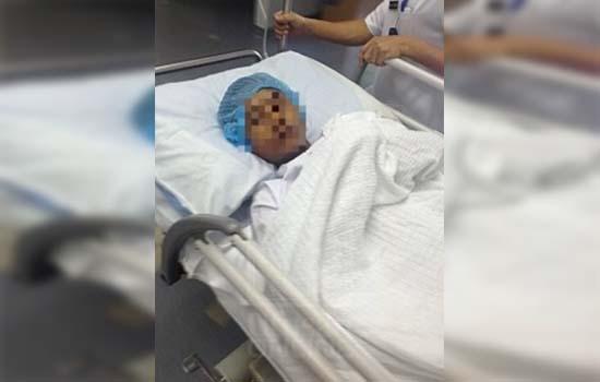 Pelajar cedera teruk dibelasah akibat tuduhan mencuri handphone