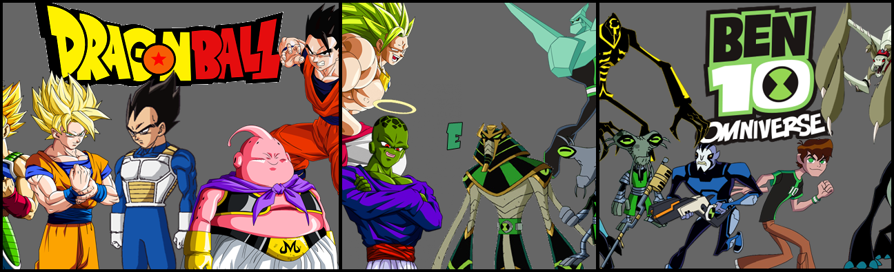 Dragon Ball e Ben 10 Omniverse 2.0