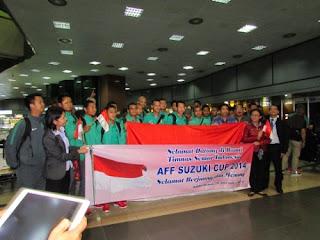 Ratusan Suporter Akan Dukung Timnas Di Hanoi