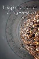 Award av Pyssel-Pinglan