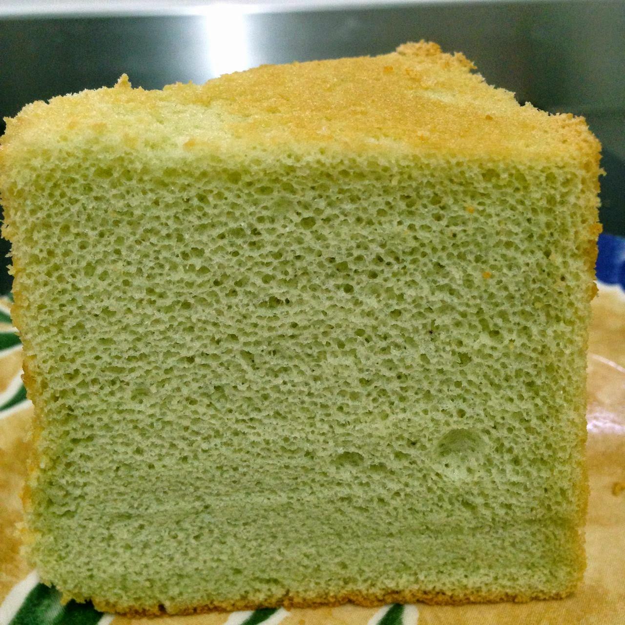 how to make a chiffon cake moist
