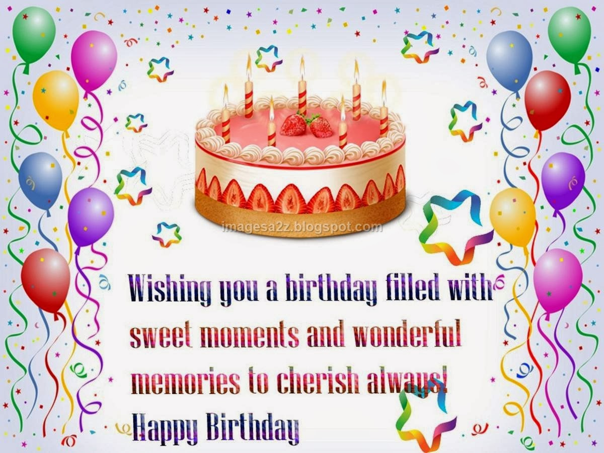Birthday Wishes For Sister With Cake Images Happy Birthday Wishes