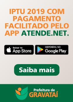 App IPTU Gravataí!