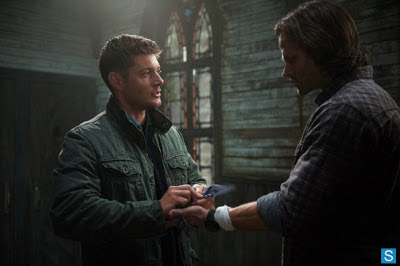 Supernatural - Finale Speculation Time
