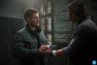 Supernatural - Finale Speculation Time