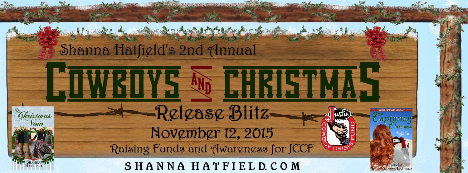 Cowboys and Christmas Release Blitz + Giveaway @ShannaHatfield @BPICPromos