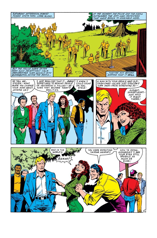 Captain America (1968) Issue #275 #191 - English 13