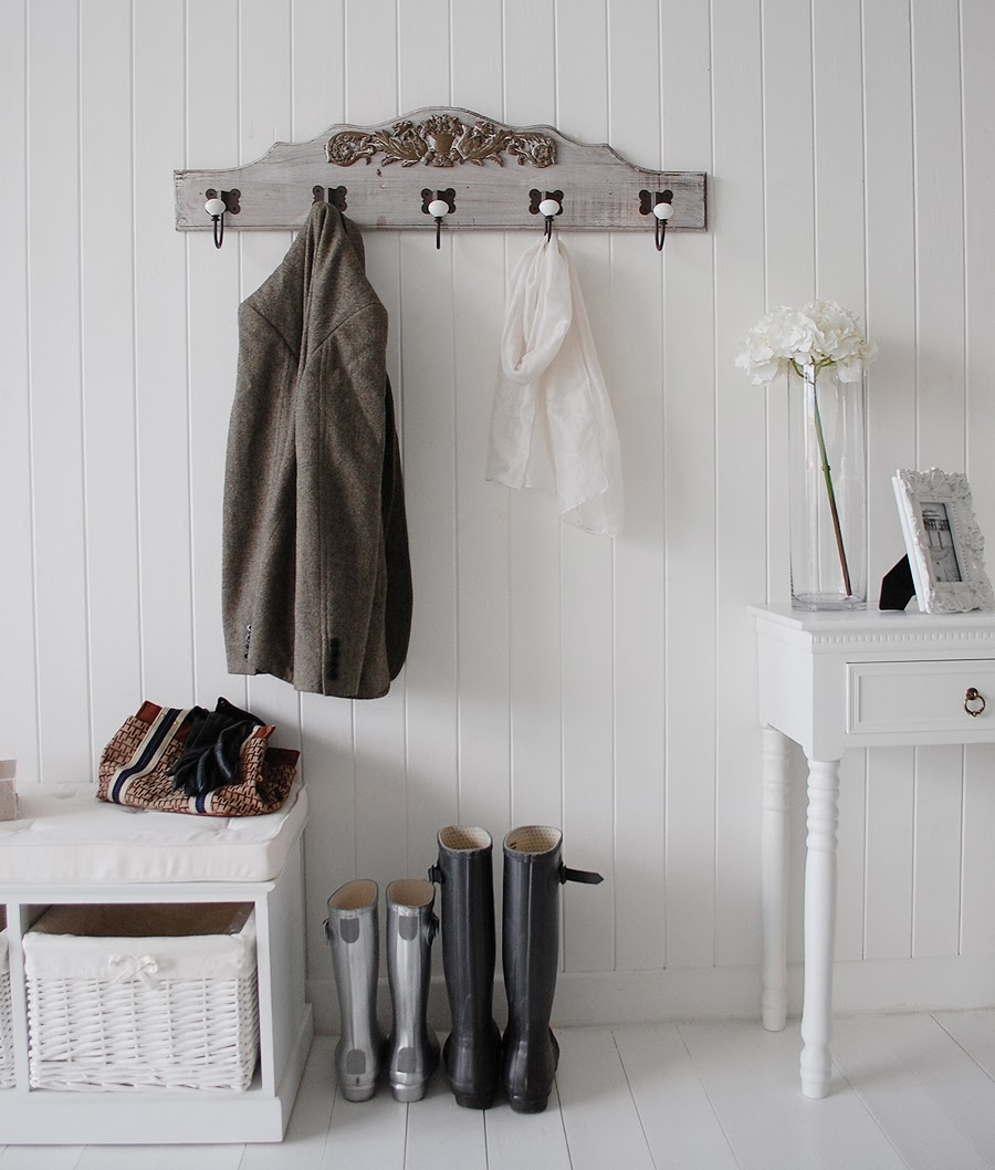 Simple Hall Storage Solutions