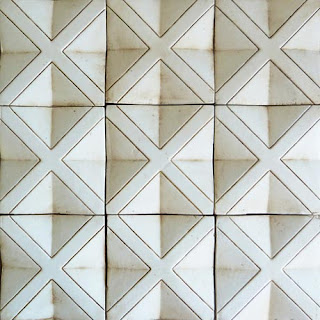 Neutral Moroccan Pattern Tile