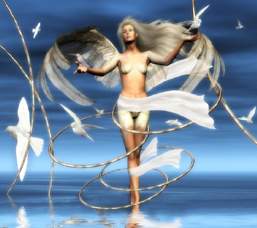 Σαν ξημερώνει το σώμα μας είναι σκεπασμένο από δαχτυλιές του ουρανού (Μ. Πρατικάκης)
