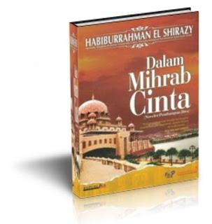 Novel Dalam Mihrab Cinta - Habiburrahman El Shirazy