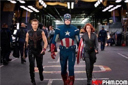 Biệt Đội Siêu Anh Hùng 2: Đế Chế Ultron heyphim The Avengers2