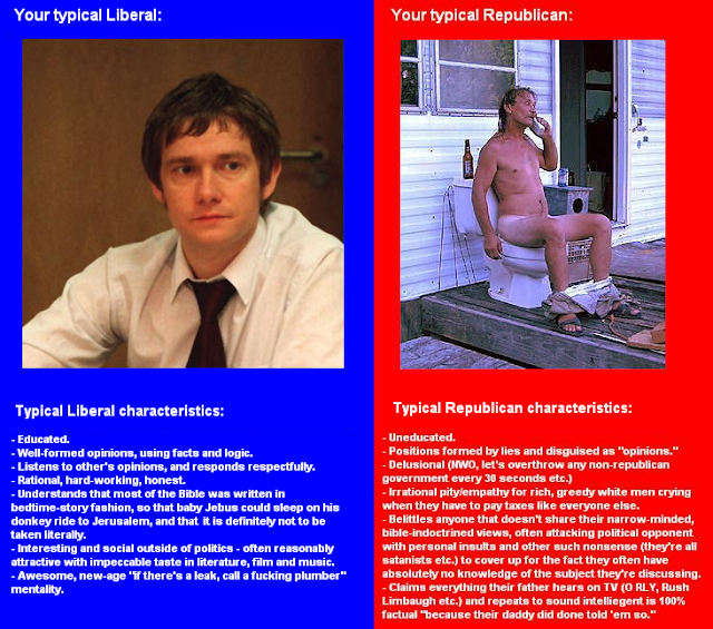 a comparison of conservatism and liberalism in politics The researcher of this paper will attempt to make a reflective analysis of comparison and contrast between modern conservatism and modern liberalism, in order.