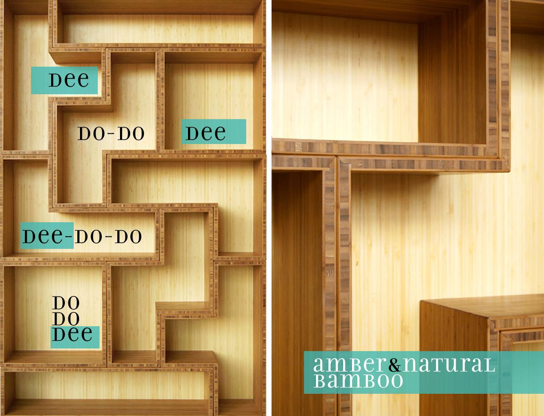 tetris furniture. Sustainable Style: \u0027Tetris\u0027 Shelves By Brave Space Design Tetris Furniture