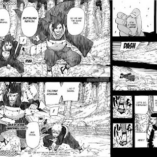 Baca Komik Naruto Chapter 626-627 Bahasa Indonesia
