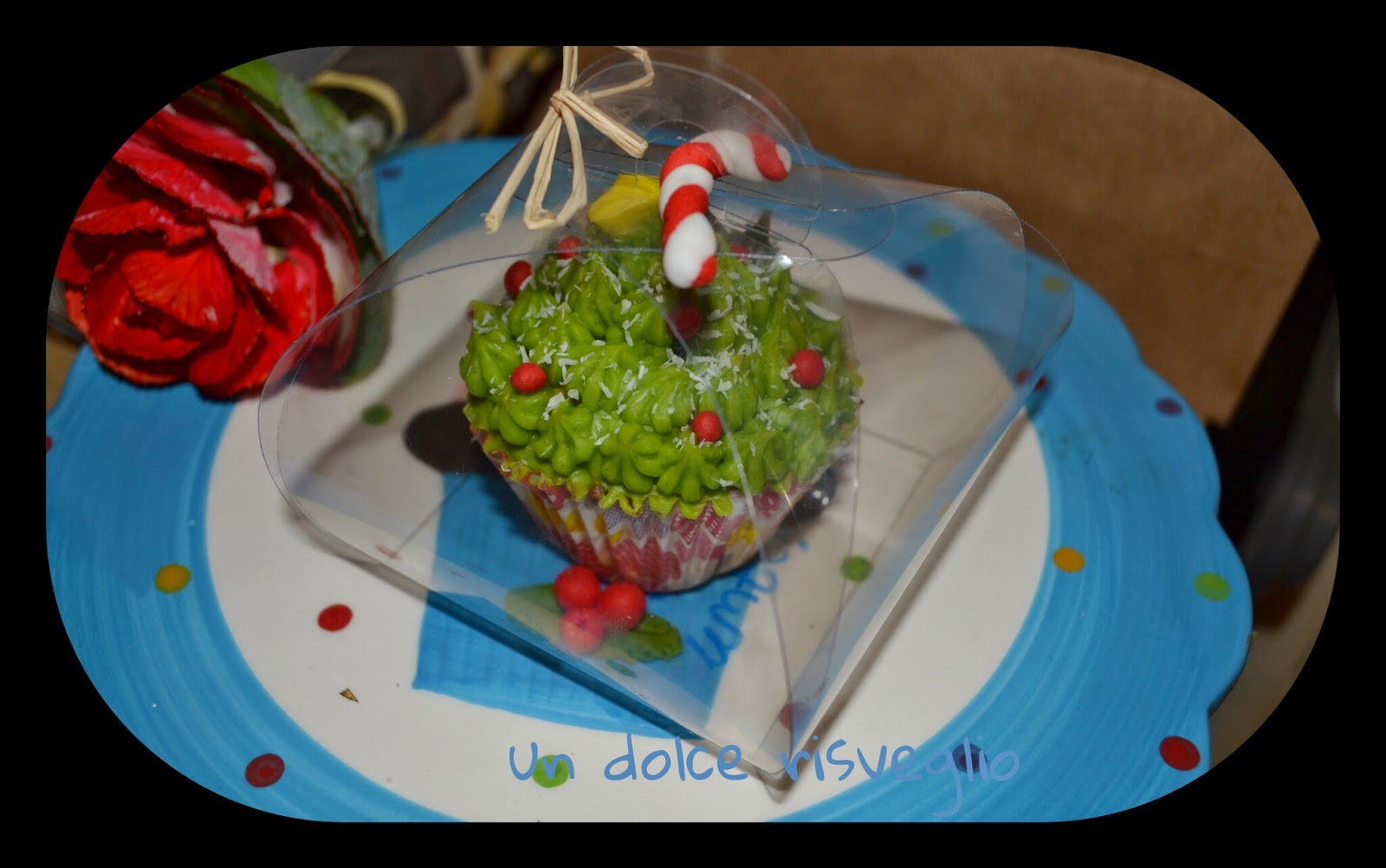 muffin, muffin natalizi