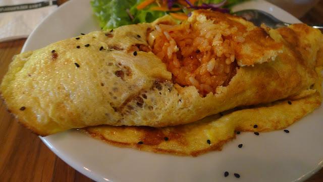 Kimchi Fried Rice  Namoo