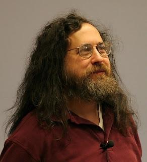 Richard M. Stallman Pencetus Programan Gratis