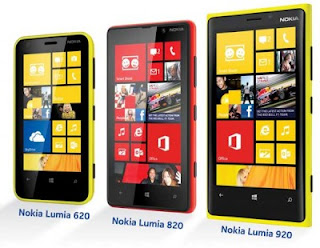 Lumia 920, 820 dan 620 Segera Dapatkan Software Update