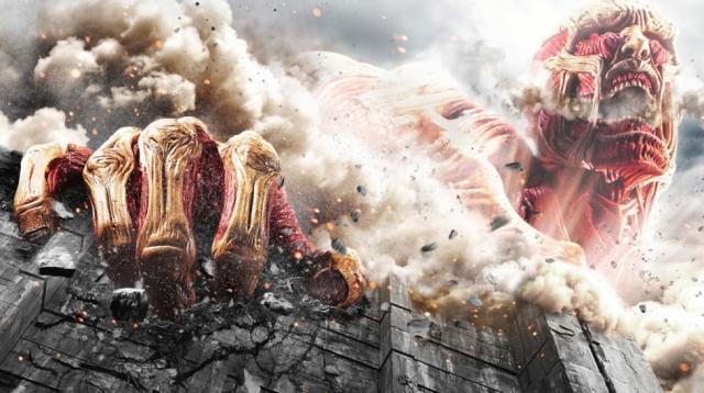 Hình ảnh Tấn Công Người Khổng Lồ Phần 2