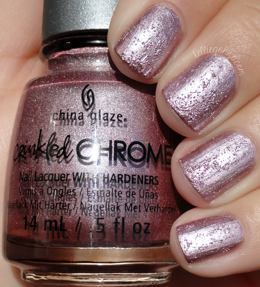 China Glaze - I'm a Chromantic