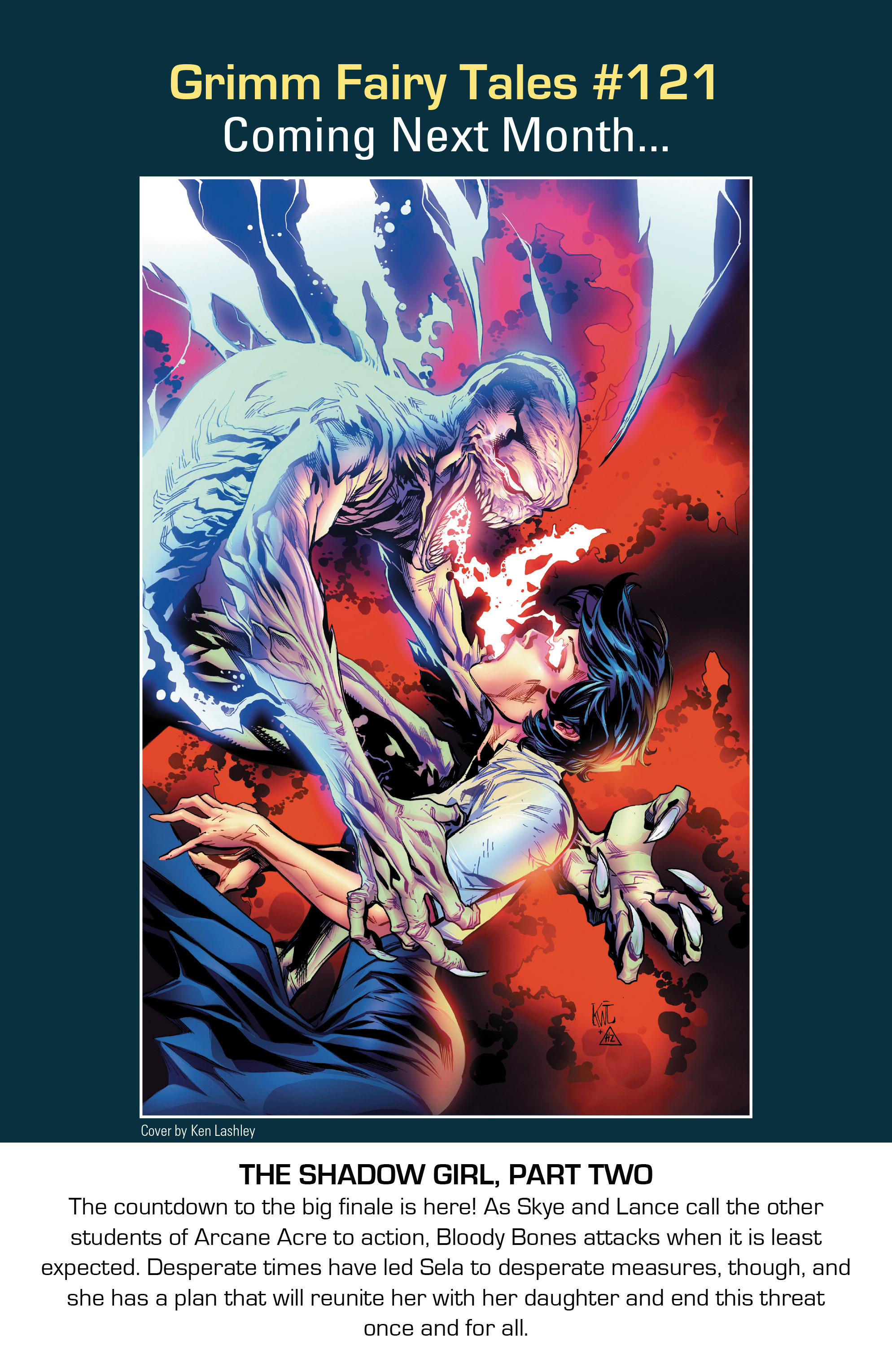 Grimm Fairy Tales (2005) Issue #120 #123 - English 26