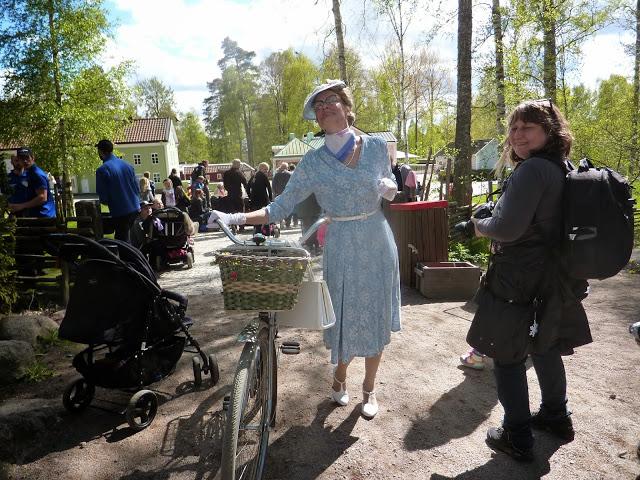 Astrid Lindgrens värld. osa 3. Kiertelyä ympäri