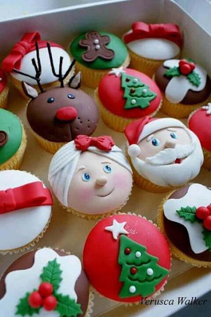 Sobremesas de natal