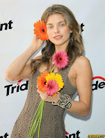 Annalynne McCord Trident Liberate Fun Tax Day event in LA