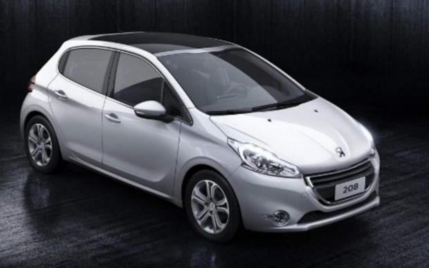 Fotos Oficiales del nuevo Peugeot 208