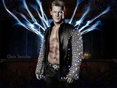 Chris Jericho Latest Wallpaper 2012