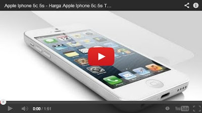 Model Apple iPhone 5s Terbaru