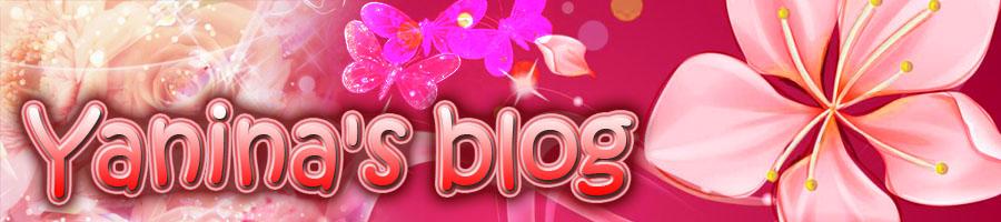 Yanina's blog
