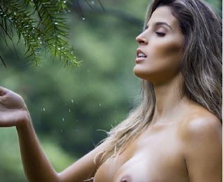 Todas As Fotos De Mari Para Ba Na Playboy