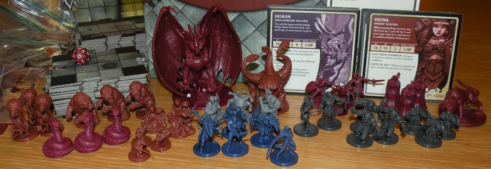 Sons Of Twilight Wrath Of Ashardalon D D Boardgame Review