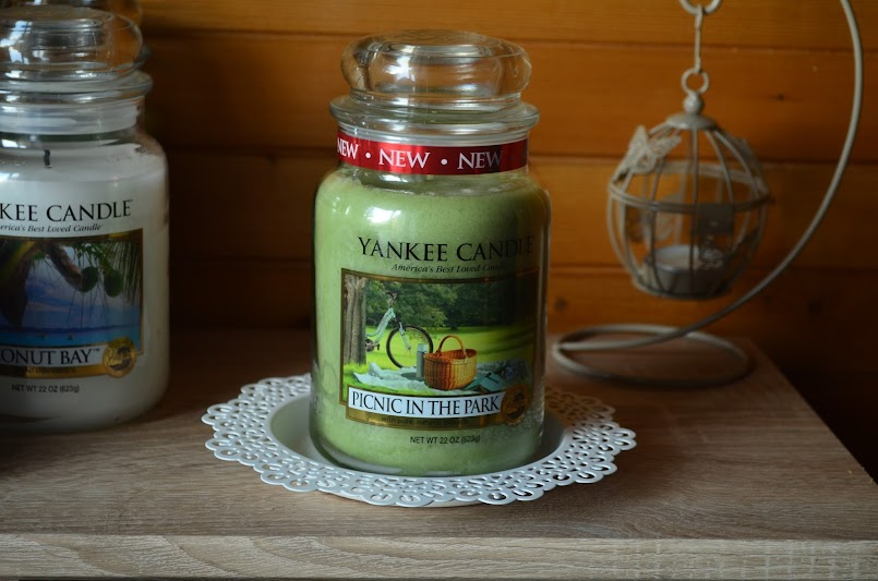 Yankee Candle - Picnic in the park