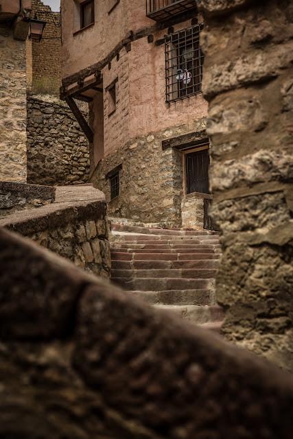 Albarracín :: Canon EOS5D MkIII | ISO100 | Canon 24-105 @88mm | f/8.0 | 1/100s