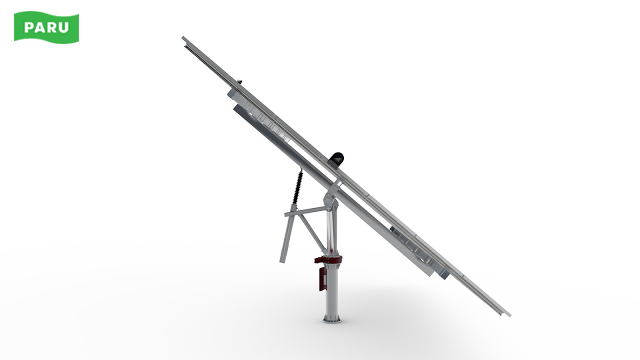 [PARU Solar Tracker] PARU Dual-Axis Tracker01