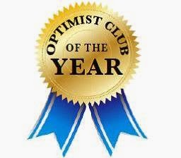 optimist club of year