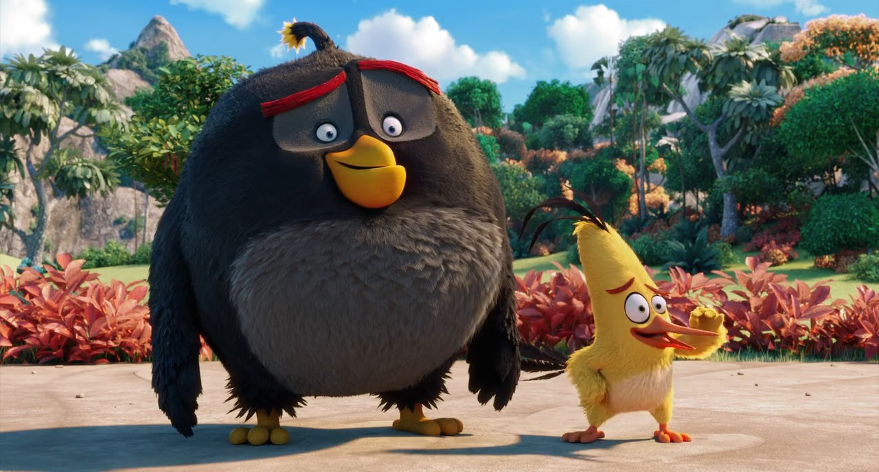 Angry Birds La Pelicula BRrip 720p Latino (2016)[MG - UB]