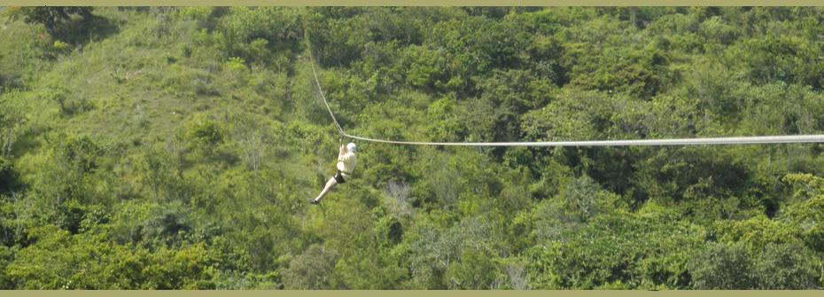 Caribe Sky Canopy Tour