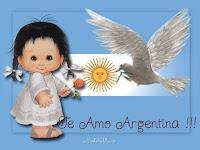 Te amo Argentina