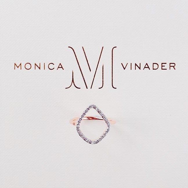 monica vinader ring