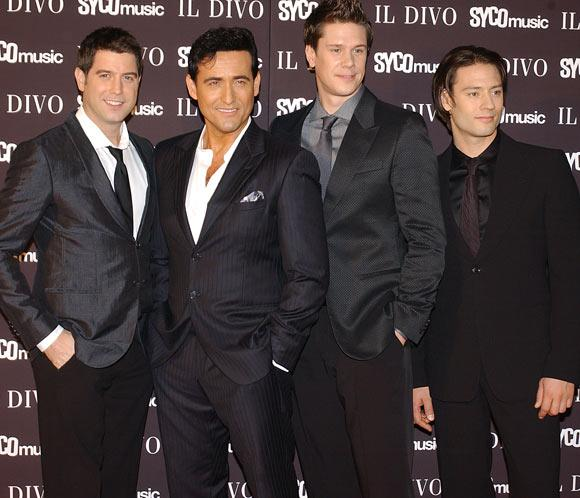 Music news australia il divo arrive in australia today - Il divo music ...