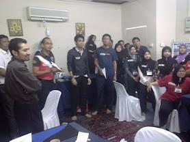 KURSUS TEAMBUILDING PTPK (12 - 14 DIS 2011)