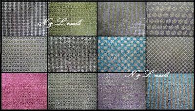 Distribucion de material para u as telas glitter adhesivas - Telas adhesivas ...