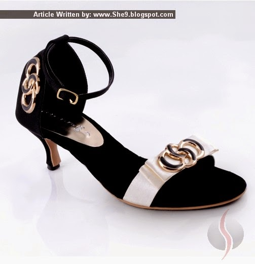 Gul Ahmed Footwear 2015 for Women