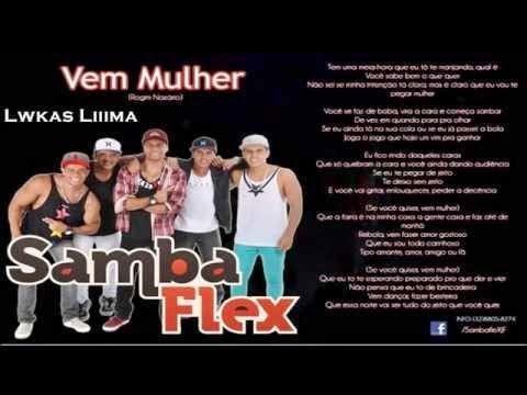 SambaFlex - Vem Mulher (2015)